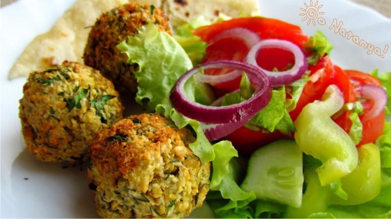 Falafel in Netanya